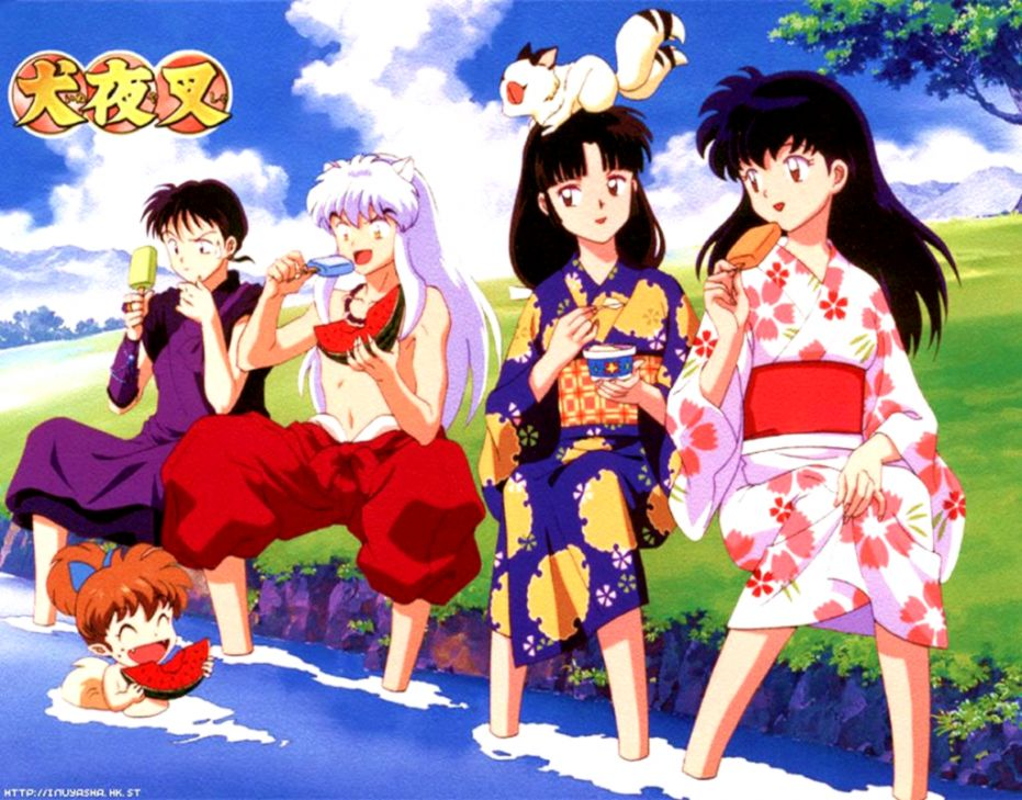 Inuyasha Wallpapers Wallpapers Abstract