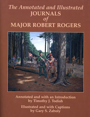 The Annotated and Illustrated Journals of Major Robert Rogers
