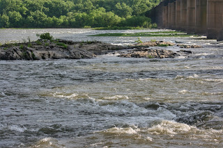 Susquehanna River at Shocks Mill Bridge