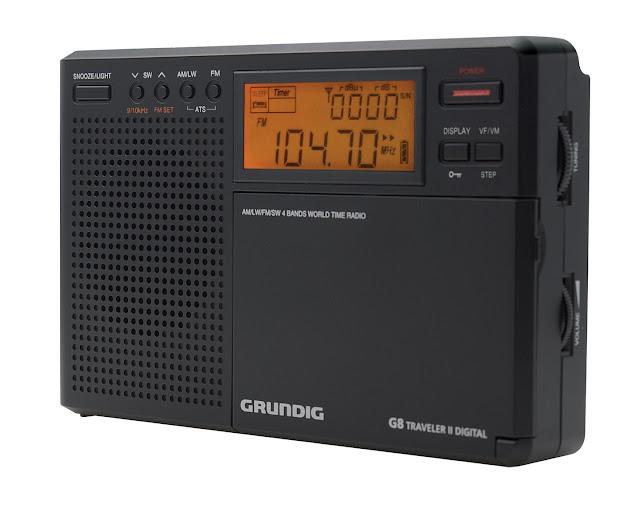 Радиоприемник Grundig G8 Traveler II характеристики особенности и где купить по лучшей цене