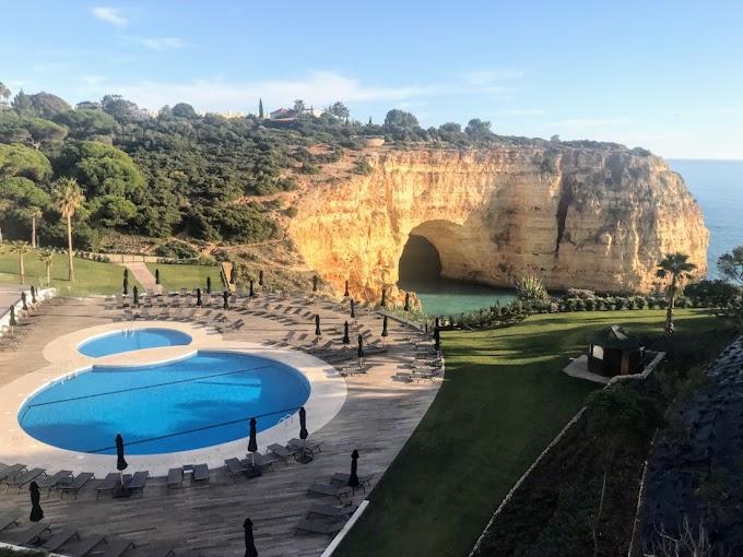 El reencuentro con el hotel Tivoli Carvoeiro