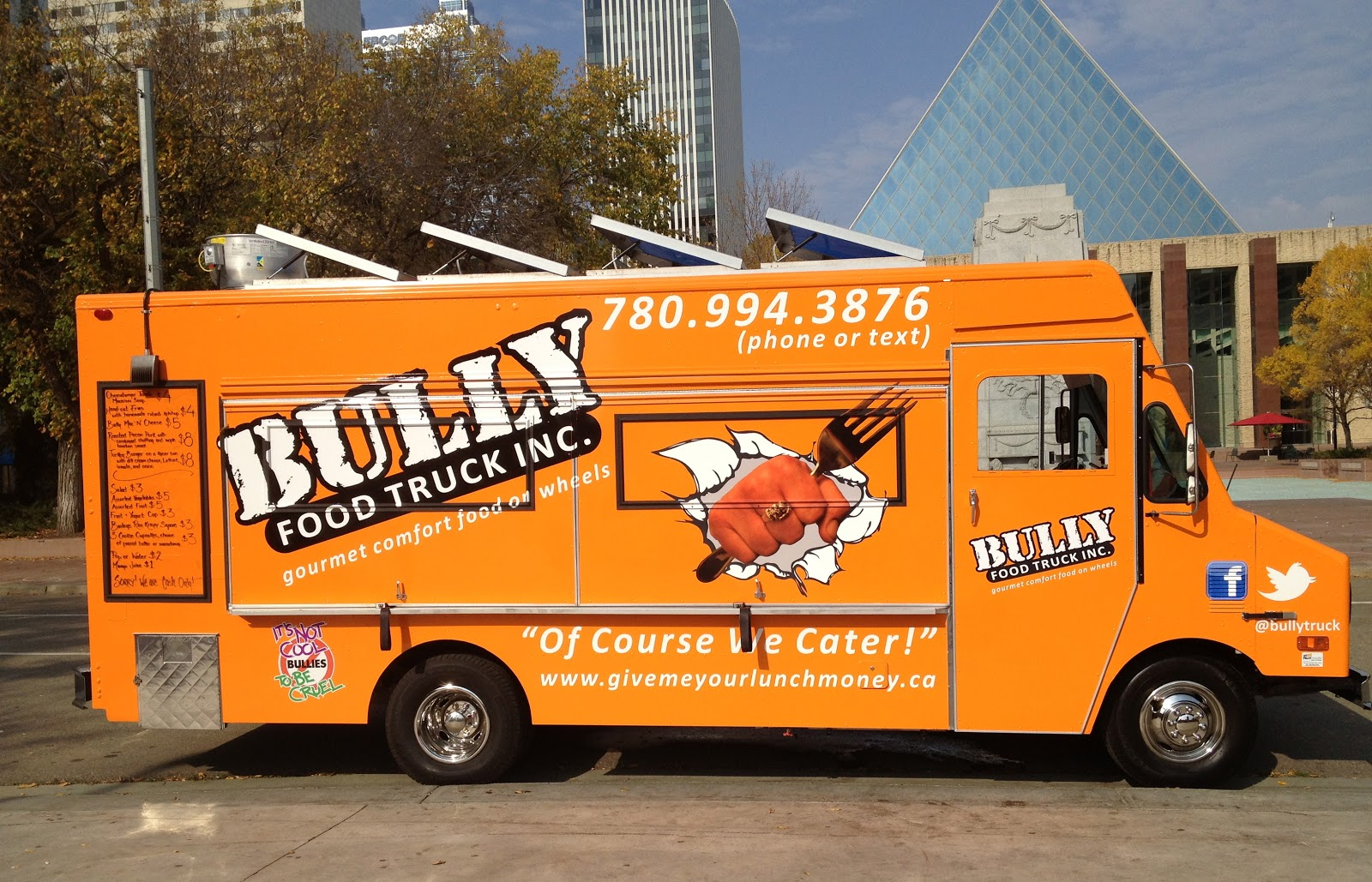 Bully Food Truck Location