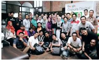 Kelas Training for Trainer Gapura Digital Semarang