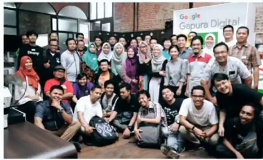 Kelas Training for Trainer Gapura Digital Semarang