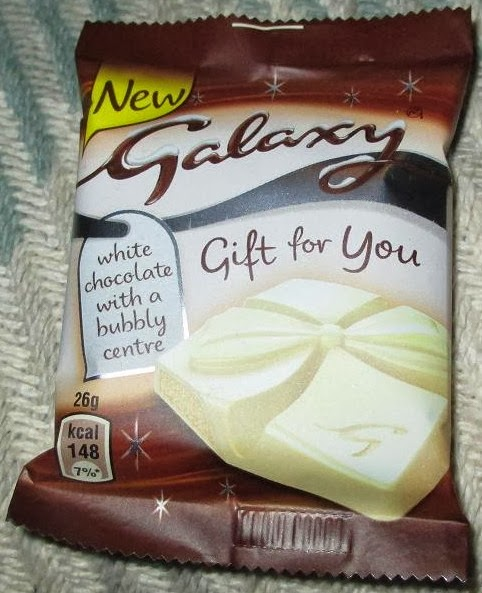 Foodstuff Finds New Galaxy Gift For You White Chocolate