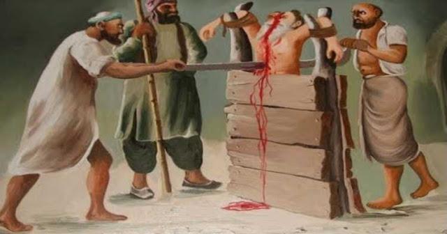 Οι 7 Πιο Επώδυνοι και Βάρβαροι Θάνατοι στην Ιστορία της Ανθρωπότητας