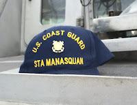 USCG Station Manasquan Ball Cap