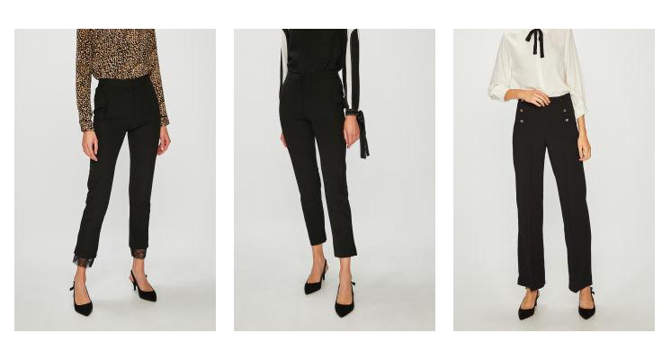 Pantaloni dama office si eleganti online moderni ieftini 2019