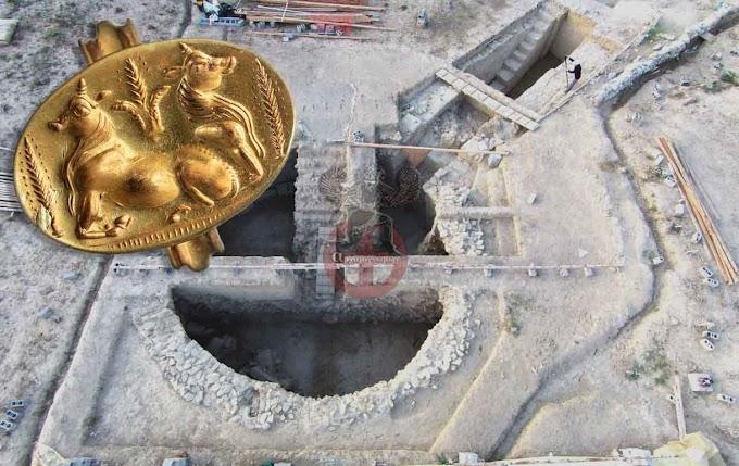 Ο τάφος του «Γρύπα Πολεμιστή» δεν είναι  μόνος και τυχαίος αλλά πρόκειται για ένα σύνολο...!