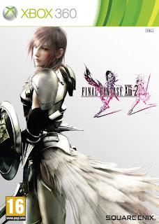 Final Fantasy XIII-2 (X-BOX360) 2012