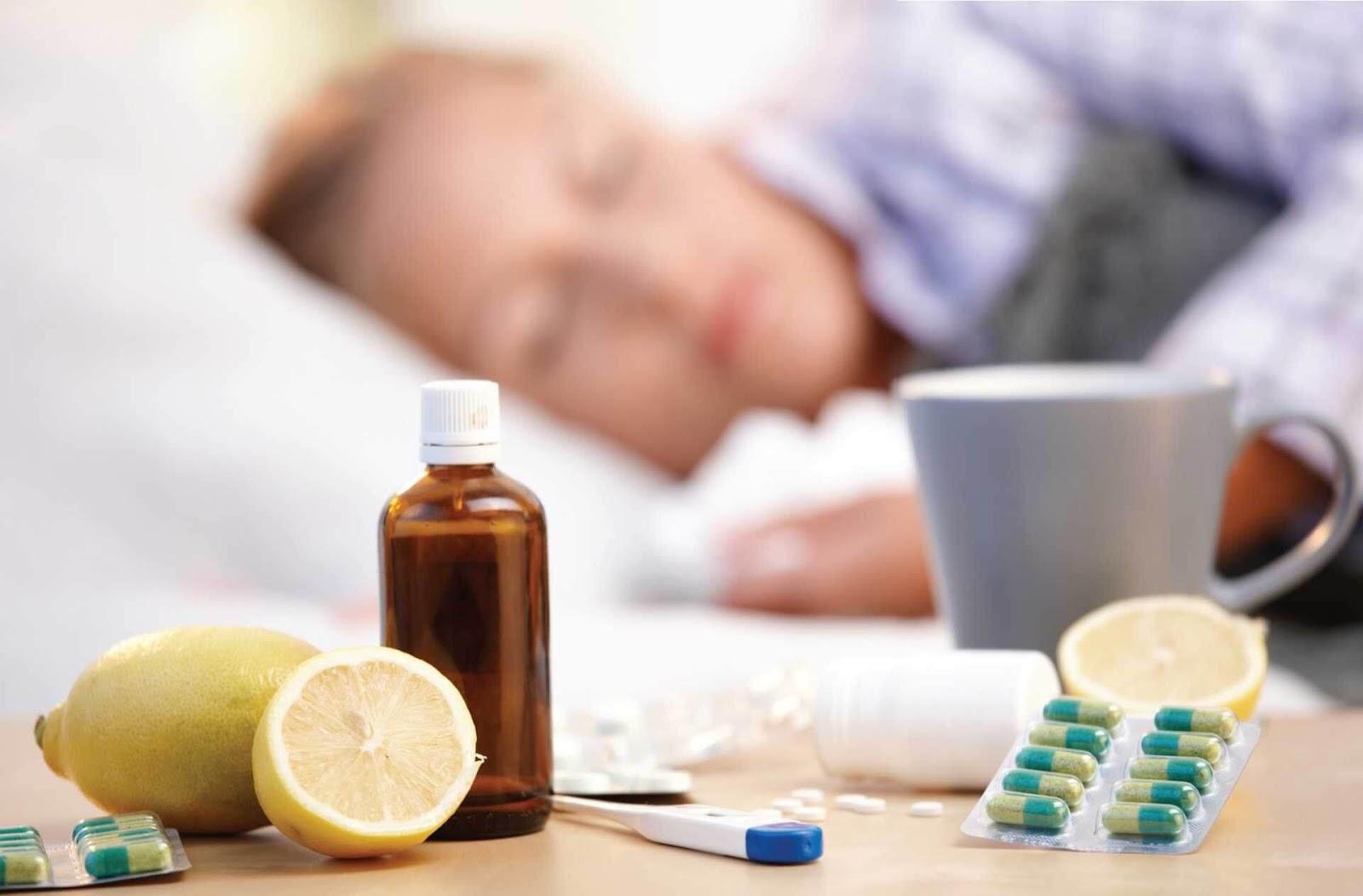Grippe : symptômes, traitement, remèdes, contagion, comment soigner