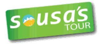 logo Sousa's Tour