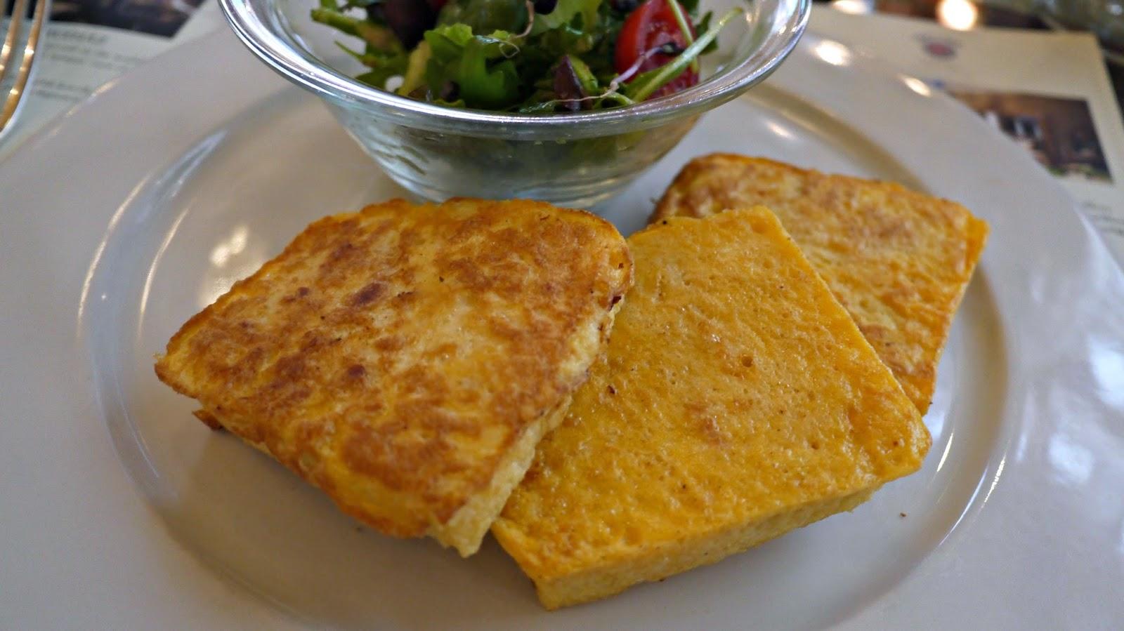 New York Cafe Budapest french toast