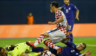 Greece vs Croatia online Live Stream November 12-11 - 2017 World Cup 2018 Qualification