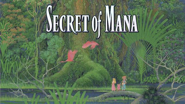 Secret of Mana remaken ensivaikutelmat