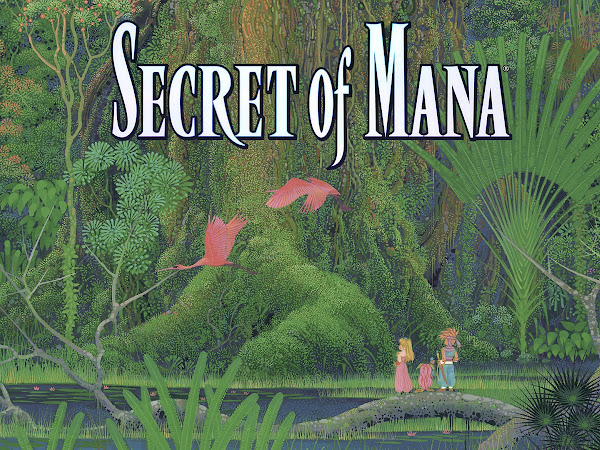 Secret of Mana remaken ensivaikutelmat