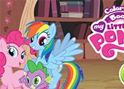 My Little Pony Libro Colorear