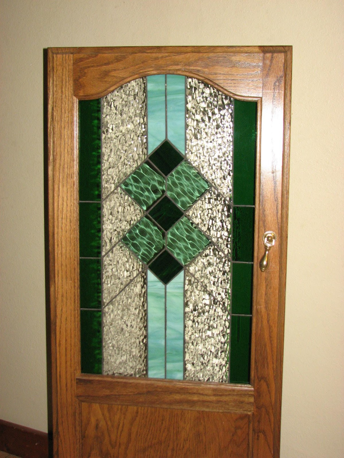 Everyday Handmade Stained Glass Window Replacement Project