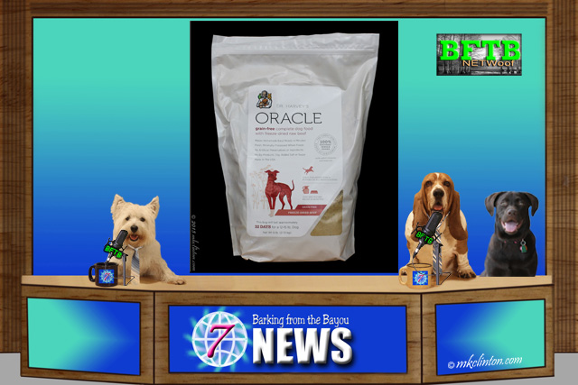 BFTB NETWoof News announces winners of Dr Harvey's Oracle
