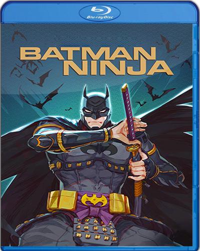 Batman Ninja [2018] [BD25] [Latino – Castellano]