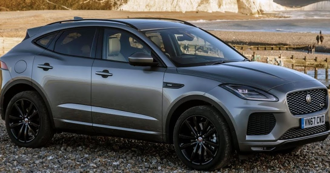 2020 Jaguar E‑PACE P300 R‑Dynamic S Price, Exterior And Release Date - NEW UPDATE CARS 2020