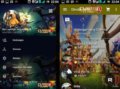 BBM Mod Clash Of Clans / COC