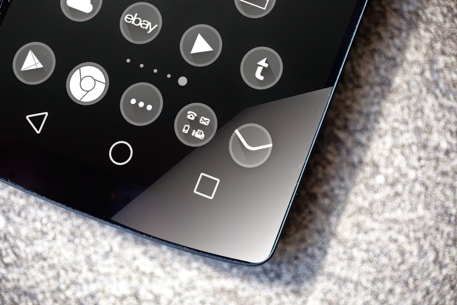 Themes For Android One Icon Pack Theme To Go Launcher