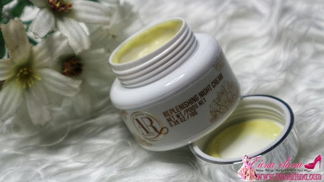 REPLENISHING NIGHT CREAM AR BEAUTY BY DIVINE