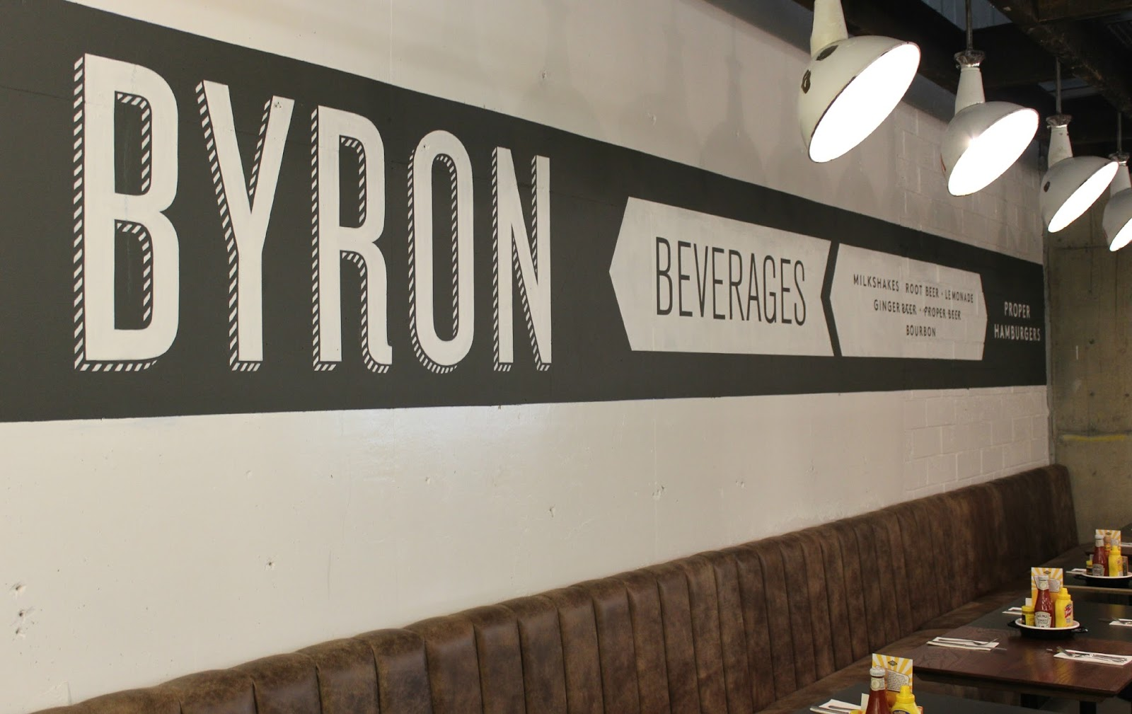 A picture of Byron Burger Highcross Leicester