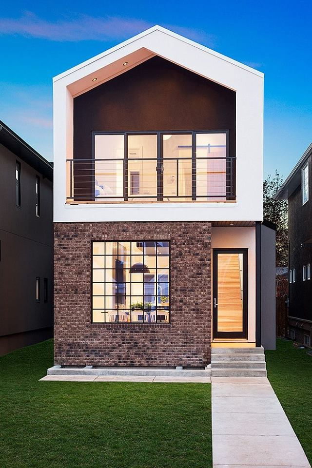 75 Desain Rumah Klasik Minimalis Modern dan Menawan ...