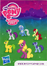MLP Wave 6 Berry Green Blind Bag Card