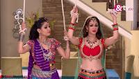 Soumya Tondon aka Bhabhiji in Beautiful Red Ghagra Choli ~  Exclusive Galleries 009.jpg