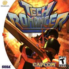 Tech Romancer cover