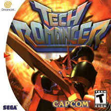 Tech Romancer DC ISO (USA)