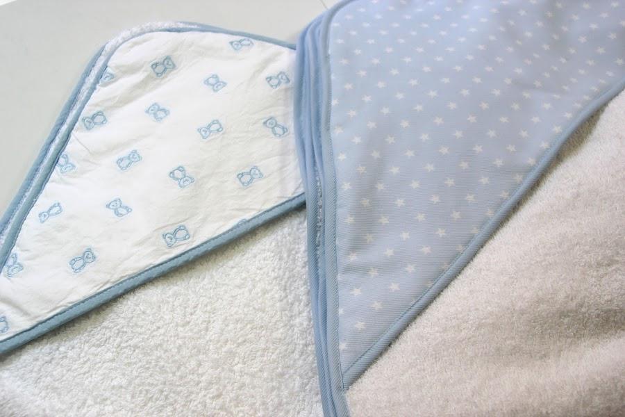 diy tutorial canastilla toalla bebe capucha