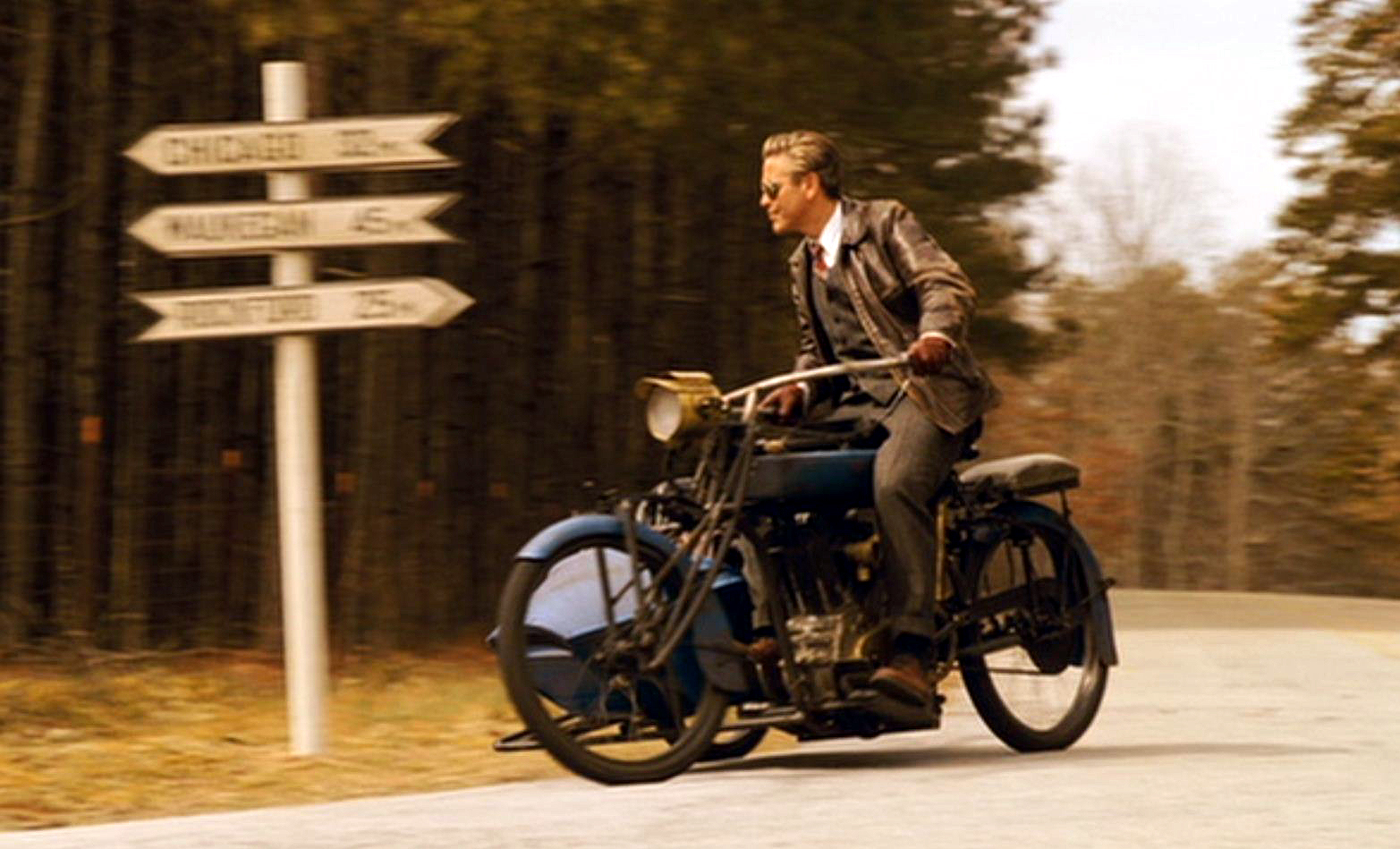 Image Result For George Clooney Motorcycle