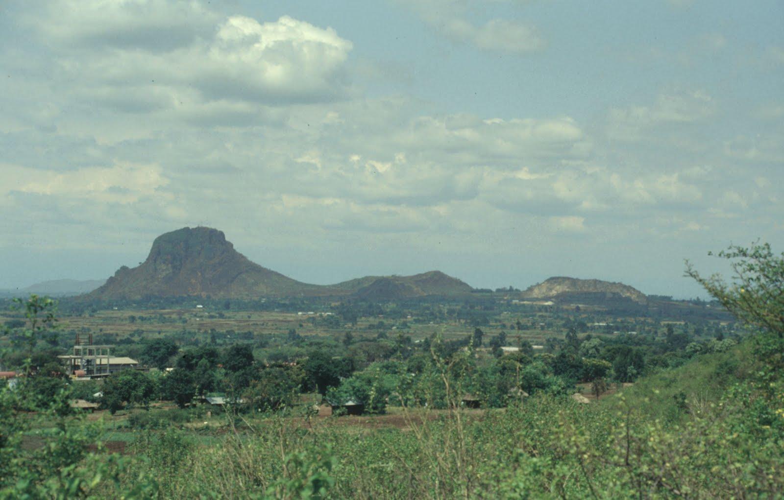 #Tororo, Cidade de Uganda