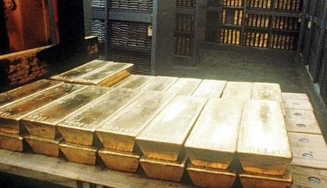 Γιατί αγοράζουν σαν τρελές χρυσό οι ισχυρές χώρες