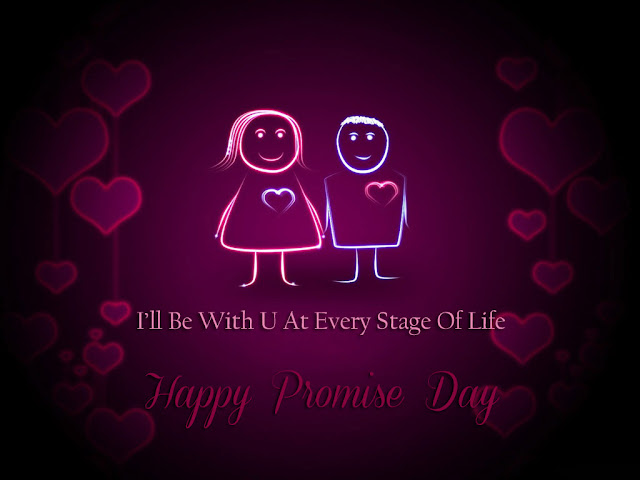 Promise Day graphics