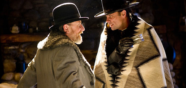 The Hateful Eight: Tim Roth şi Walton Goggins