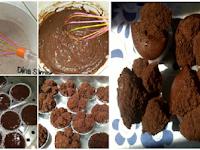 Resep Bolu Kukus Coklat No Mixer, No Telur Tetap Merekah dan Lembut