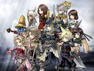 download Dissidia - Final Fantasy Game PSP For Android - www.pollogames.com