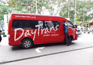Travel Daytrans Jakarta Bandung