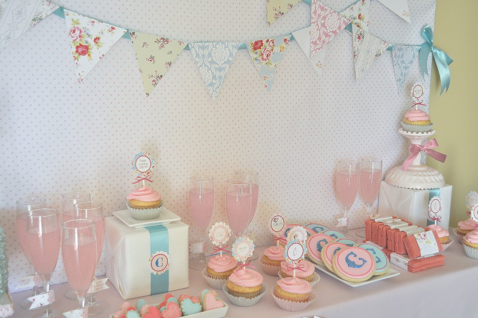 Pajama Party Cake Images
