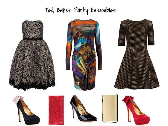 {Haute Holidays} 50% Off Ted Baker Party Dresses & Gifts