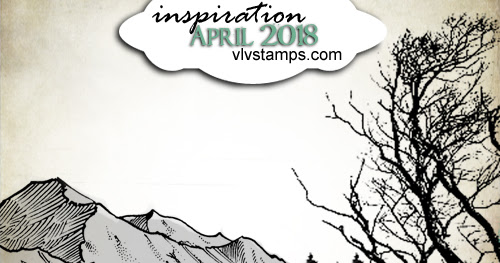 Viva Las Vegastamps April Challenge