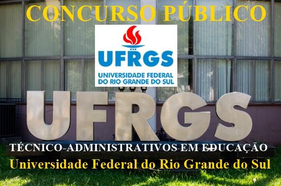 Apostilas PDF UFRGS - Técnico Administrativos