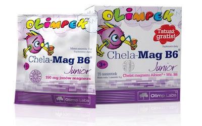Magnez dla dzieci jest bardzo wa ny for Magnez w tabletkach