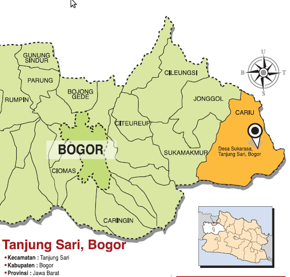 HANYA SEKEDAR INFO: Kampung Cibuyutan Tertinggal dan akan ...