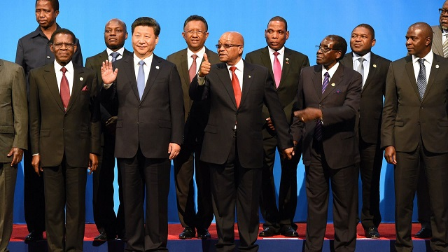 Robert Mugabe: China is doing everything that Africa's colonizers should have done